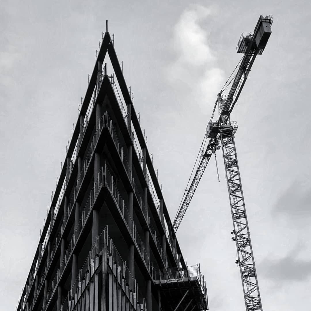 Malmös sharpest building?
