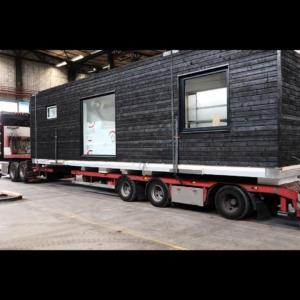 House module 1 of 4 ready to roll #prefabriken #husbygge #byggahus #snickare #bygglov #bygghemma #inredning #finahem #myhome #mitthem #renoveringsdamm #hallamalmo #lokaltidningen,**insta-image**